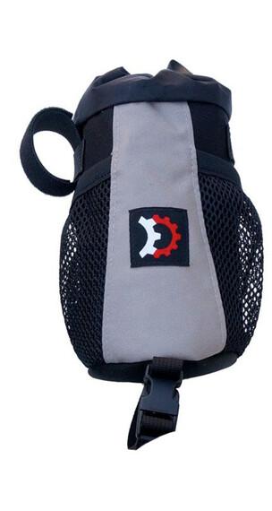 Revelate Designs Mountain Feedbag - Bolsa bicicleta - gris/negro